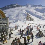 Главные горнолыжные курорты в Альпах