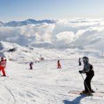 Как неспортивный я отправился во Францию на лыжах кататься